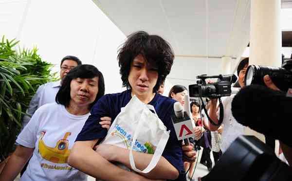 17-year old Amos sentenced for wounding religious feelings