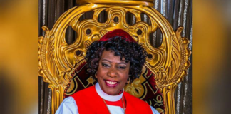 Bishop Margaret Benson-Idahosa