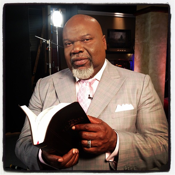 List Of Books By Bishop T  D  Jakes | Believers Portal