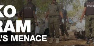Over two million people have been displaced by Boko Haram since the militant group's uprising in 2009.