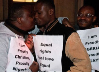 Gay couples In Nigeria