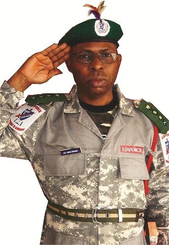 General Stephen Odede