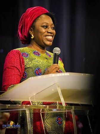 Pastor-Dr. Becky Enenche
