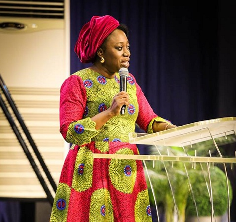 Pastor Dr. Becky Enenche