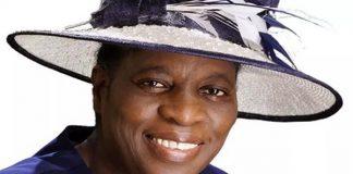 Pastor Mrs. Foluke Adeboye (Mummy G.O)