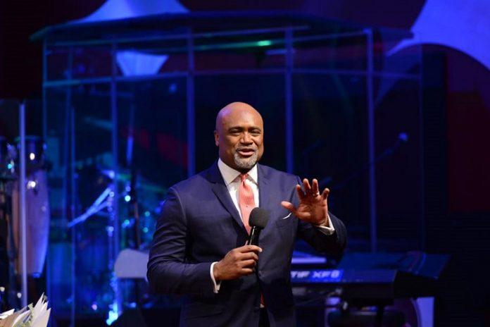 Pastor Paul Adefarasin