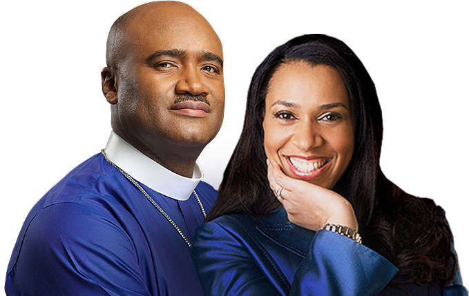 Pastor Paul Adefarasin and wife, Pastor Ifeanyi Adefarasin