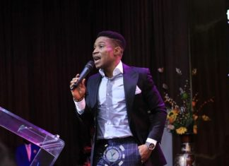 Pastor Jerry Eze, President and Lead Pastor of Streams Of Joy International