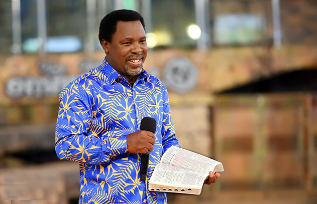 Biography of TB Joshua