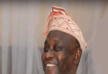 Pastor Abraham Ojeme