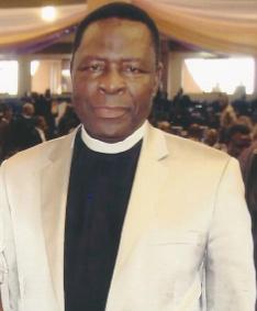 Pastor Gabriel Oladele Olutola