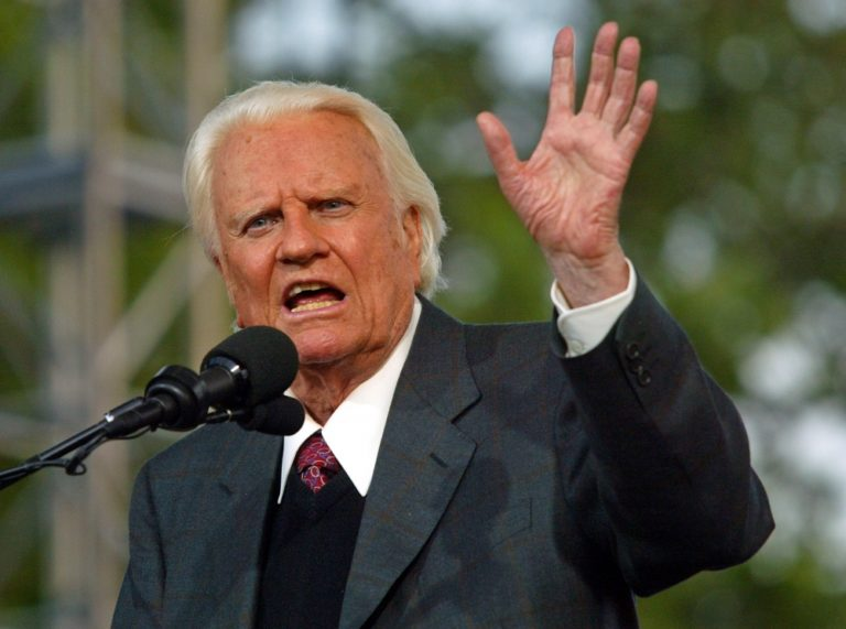 How To Keep Focus & Get Answers During Prayer – Billy Graham