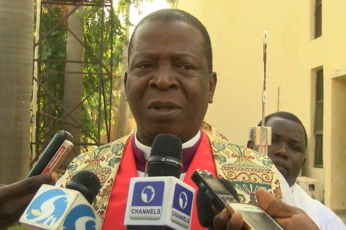 Bishop Nicholas Okoh