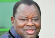 Pastor Stephen Akinola