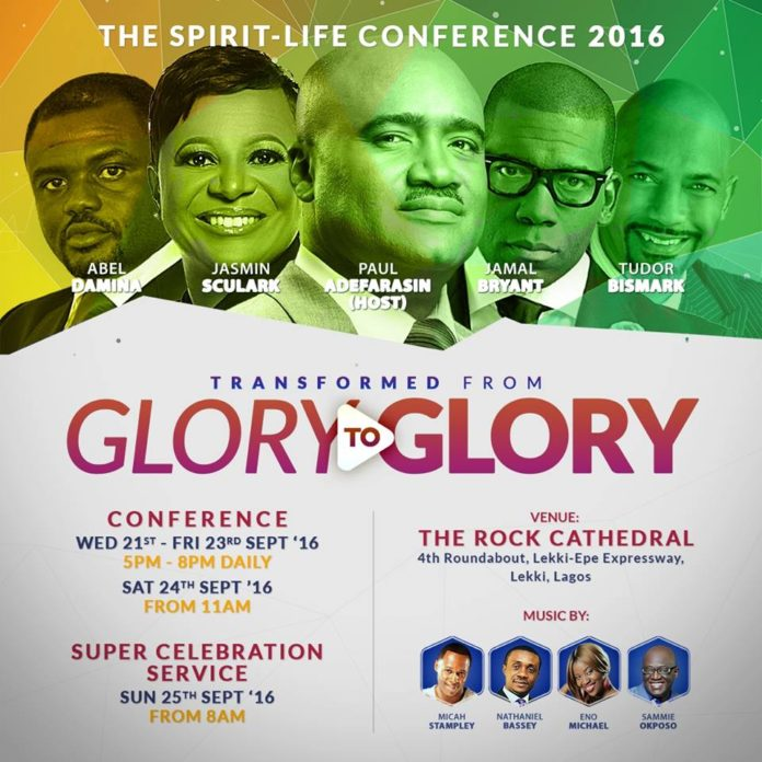 Spirit Life Conference 2016