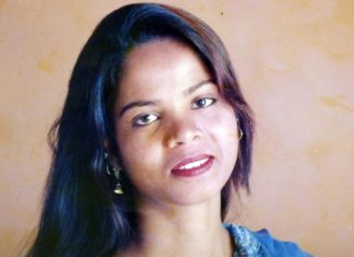 Asia Bibi was arrested in June 2009 after an argument with her Muslim co-workers, and acquitted of death sentence on October 30, 2018