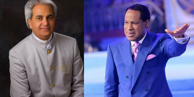 Ps  Chris, Benny Hinn Host One Of The Biggest Events In