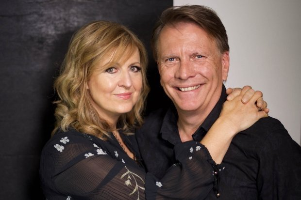 Darlene Zschech with Husband Mark Zschech