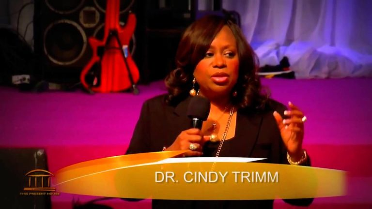 Biography Of Dr. Cindy Trimm