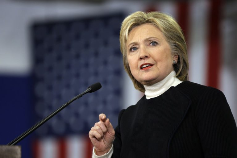 Christianity Must Be Forced To Support Abortion – Clinton (Video)