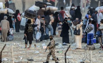 Isis Use Civilians As Human Shield In Mosul