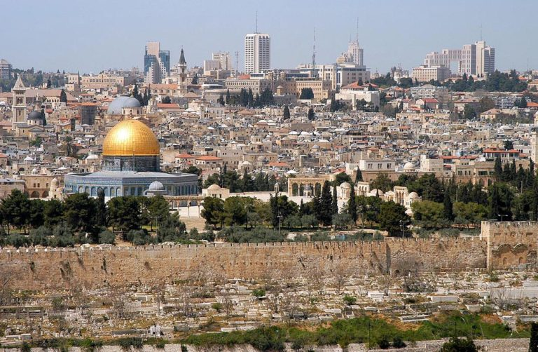 Christians For Israel International Proclaim Jerusalem 'Undivided Capital of Jewish State'