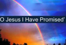O-Jesus-I-Have-Promised