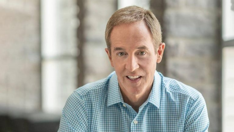Biography Of Pastor Andy Stanley