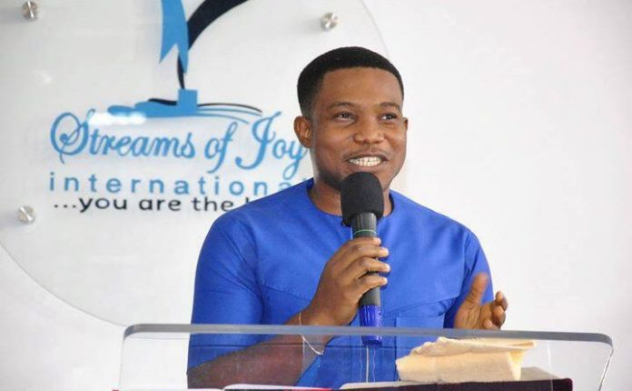 Pastor Jerry Eze, Founder and President Of Streams Of Joy International