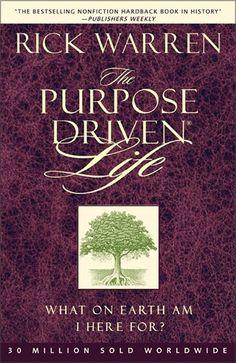 List Of Books By Rick Warren