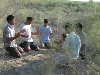 Uzbekistan Christians Meeting In The Bush For Fellowship