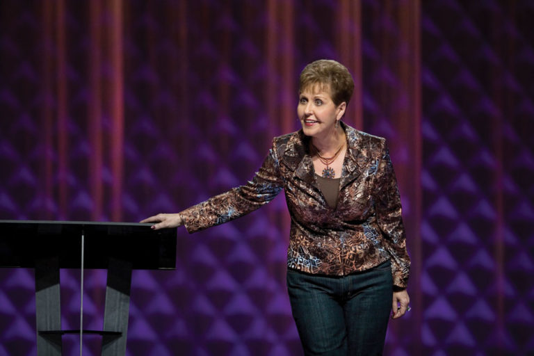 Joyce Meyer Speaks On The Day Her Father Accepted Christ, Admits To Sexually Abusing Her