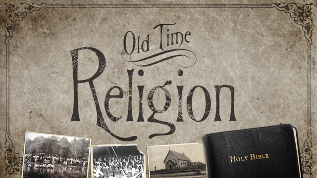 Old Time Religion Hymn Lyrics