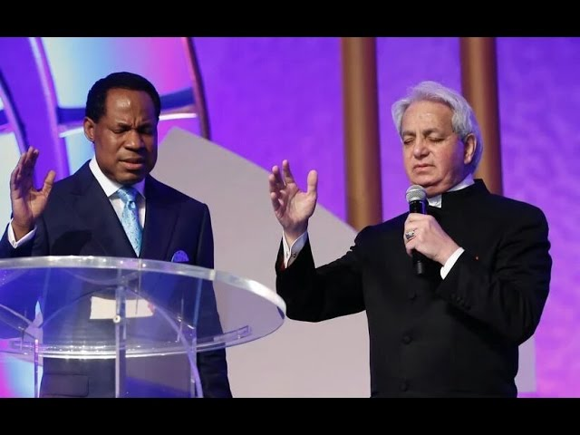 Pastor Chris Welcomes Pastor Benny at Special MHIS Meeting with Pastors