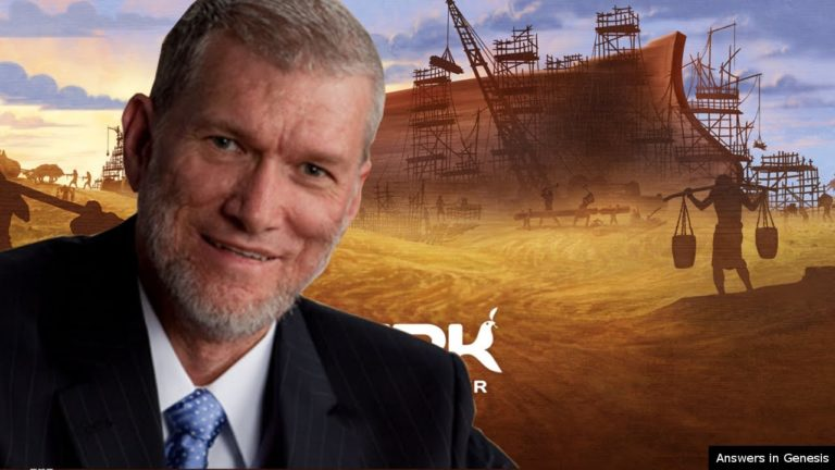 Ken Ham's Response To Muslim Reporter Who Asked About Hell