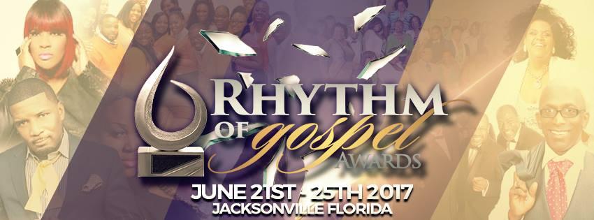 9th Annual Rhythm Of Gospel Music Awards Nominees