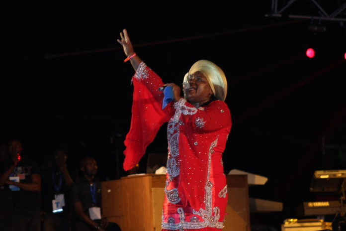 Amaka Okwuoha (Chioma Jesus)