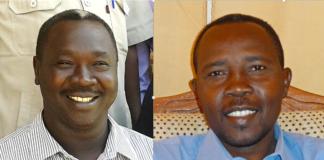 Rev. Hassan Abdur Raheem and Rev. Kuwa Shamal