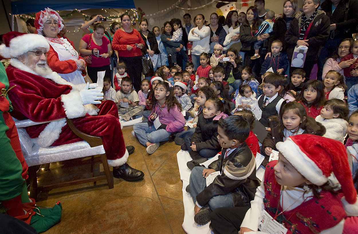 santa children santa claus - Santa Claus Children