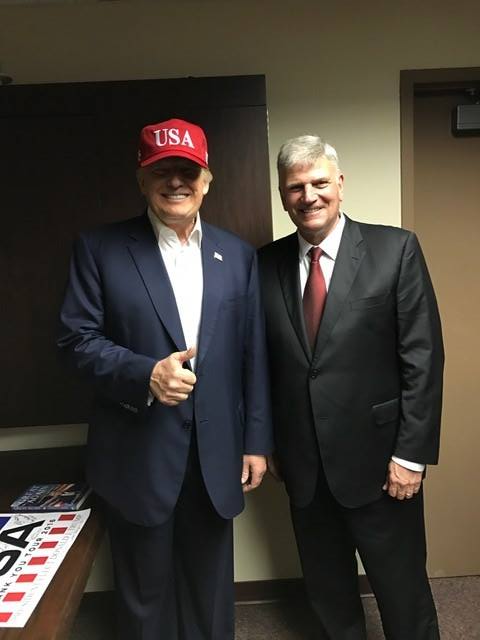 Stand Up For Christian Values, Issue That Religious Freedom Order, Franklin Graham Urges Trump