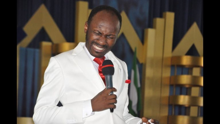 19 Prophetic Declarations For 2019 By Apostle Johnson Suleman