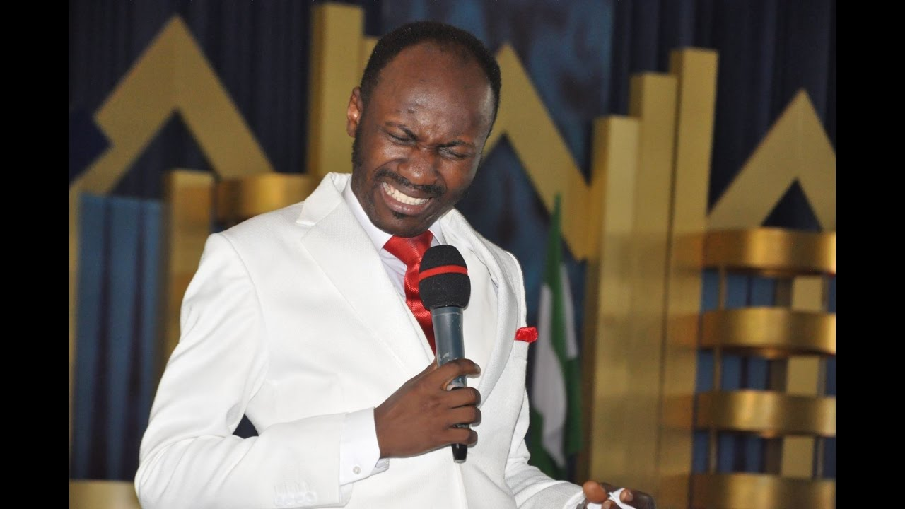 Image result for pictures of apostle johnson suleman