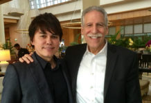 Joseph Prince with Dr. Michael Brown