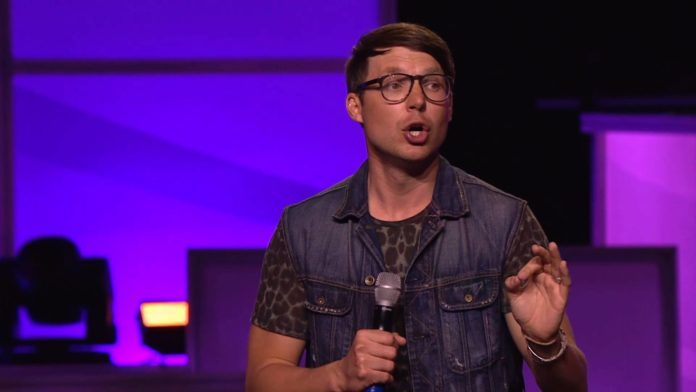 Judah Smith is the lead pastor of the City Church in Seattle, Washington.