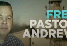 Pastor Andrew Brunson