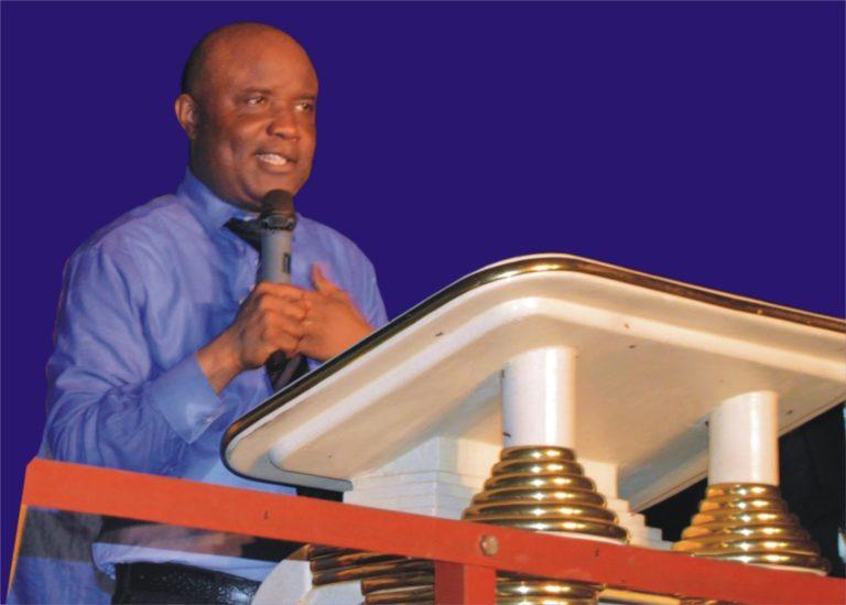 Bigraphy Of Rev. Dr. Chidi Okoroafor
