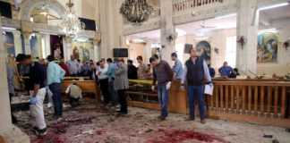 Egypt Church Bombed by ISIS On Palm Sunday, over 47 people were killed