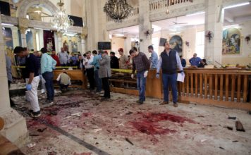 Egypt Church Bombed by ISIS On Palm Sunday