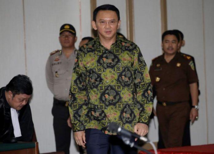 Jakarta Christian Governor Basuki