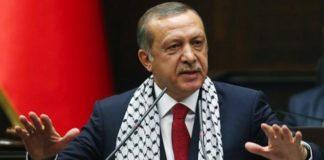 President Of Turkey Mr. Recep Tayyip Erdoğan